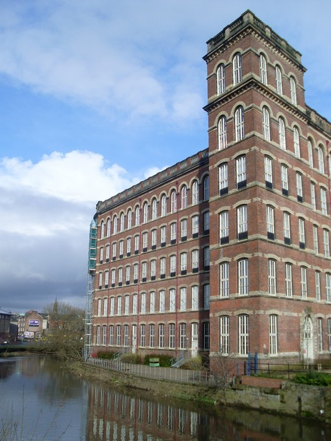 The Domestic Finishing Mill, Paisley