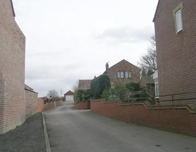 Westwood Lane - Featherstone Lane