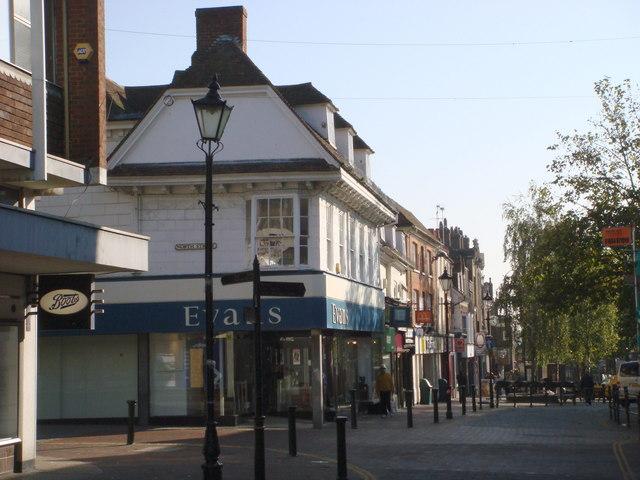 High Street, Ashford