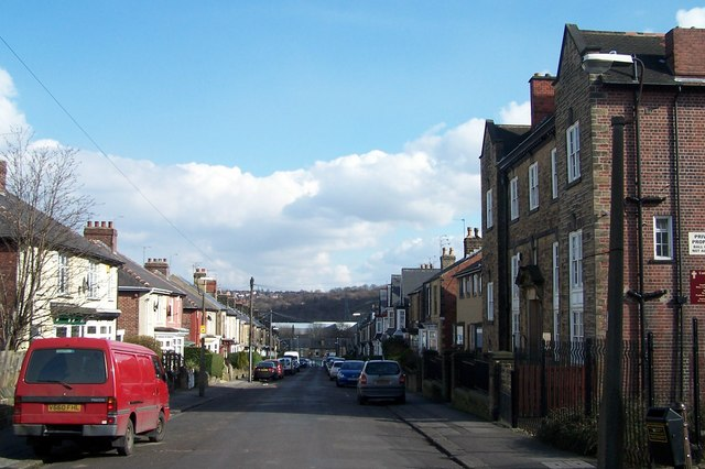 Carlton Road, Wadsley, Sheffield