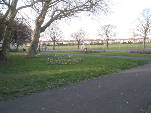 Bransbury Park in early Spring