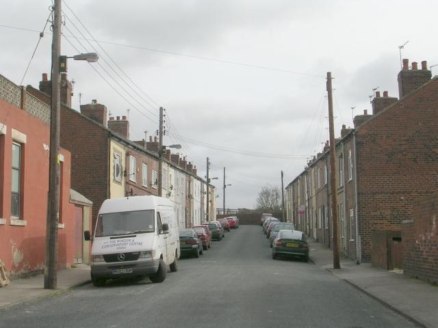 Halton Street - Featherstone Lane