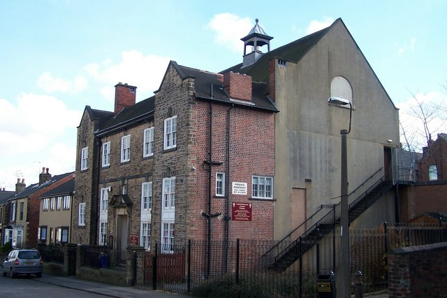 United Reformed Church, Carlton Road, Wadsley, Sheffield