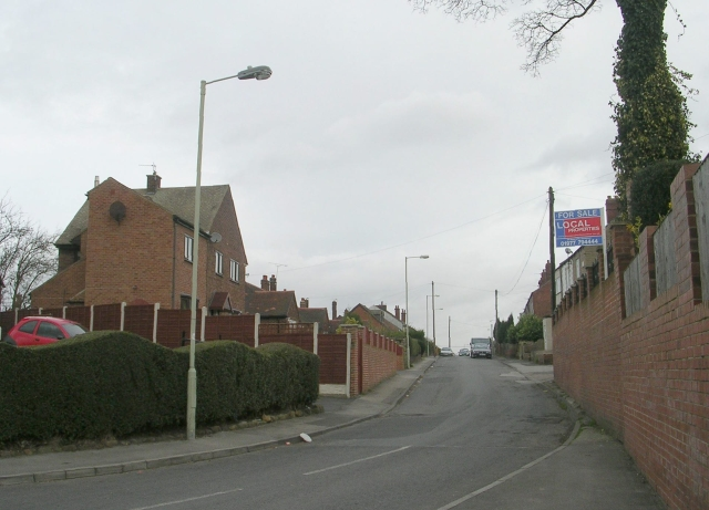 Church Lane - Ackton Lane