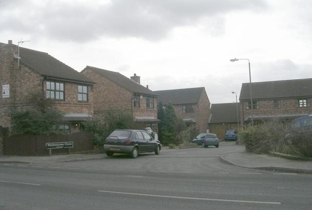 Waldenhome Close - Ackton Lane