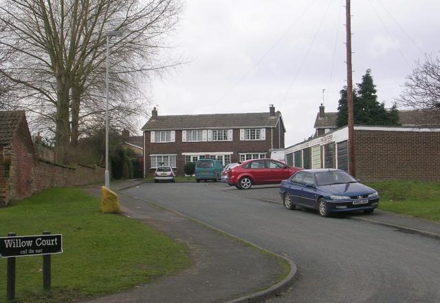 Willow Court - Willow Lane
