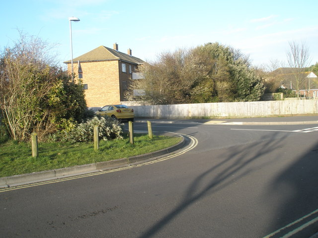 Junction of Driftwood Gardens and Halliday Crescent