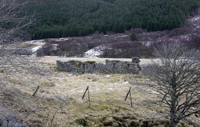 Ruin near Millburn