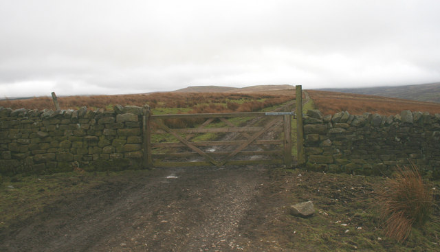 Middle Gate, Hornby Road