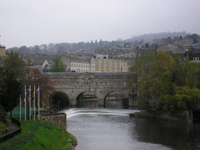 Guildhall Weir, Bath