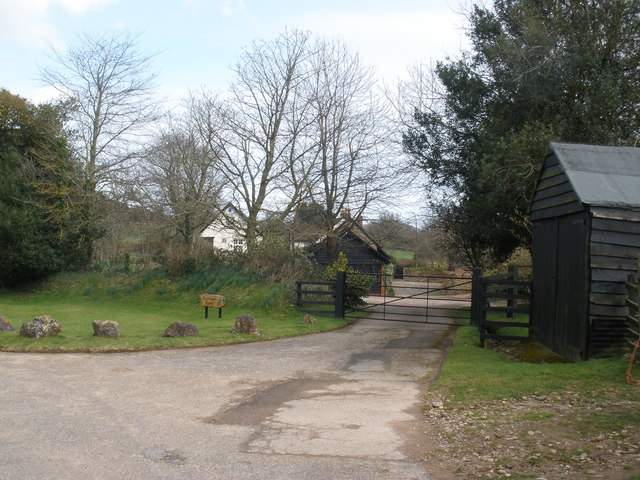 Entrance to Blackberry Farm