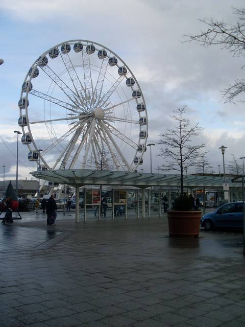 The Renfrewshire Wheel