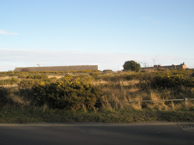 Fort Cumberland as seen from Ferry Road