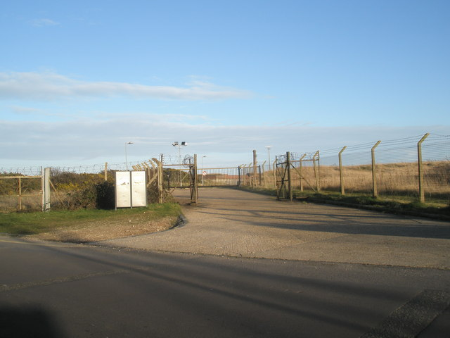 Main entrance to Fort Cumberland