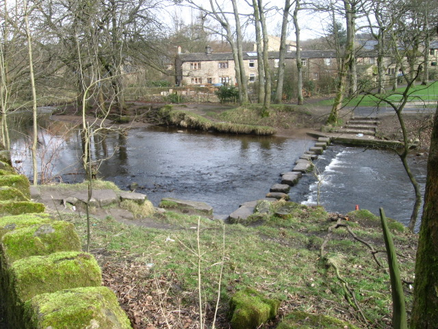 River Tame at Uppermill
