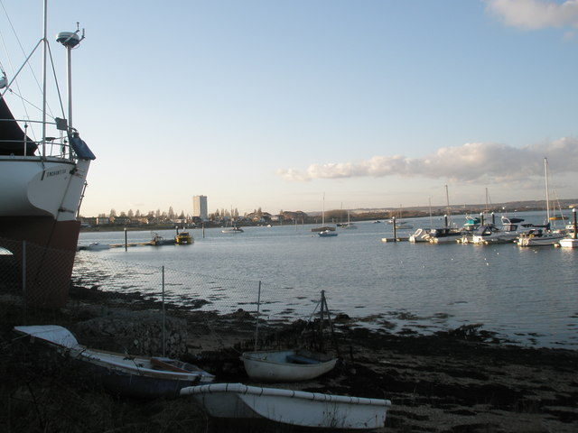 Eastney Lake