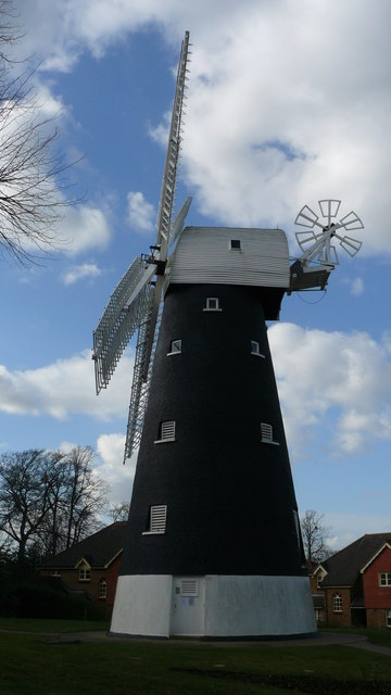 Shirley Windmill, Croydon