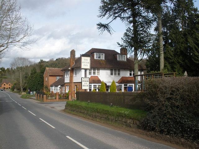 The Otter Inn, Exmouth Road, Colaton Raleigh