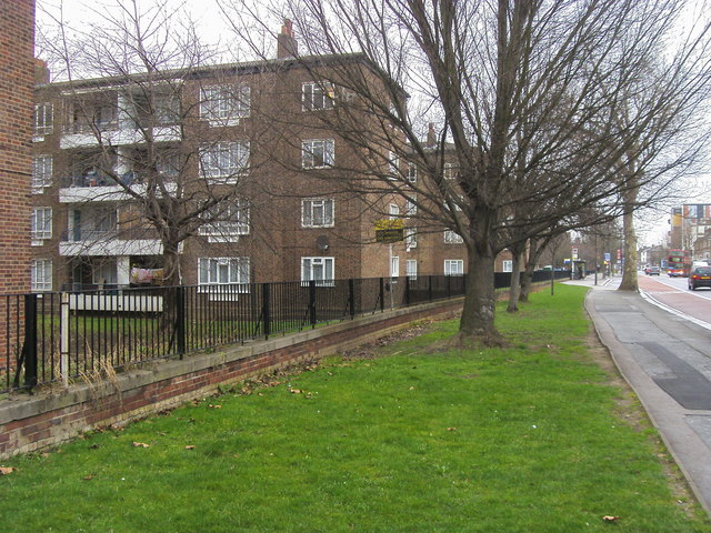 Beech Avenue Flats