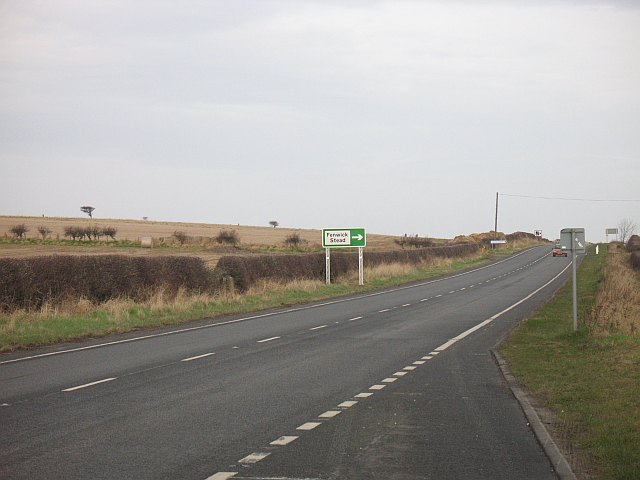 A1 - Great North Road