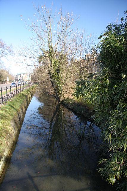 Vicar's Brook, Cambridge
