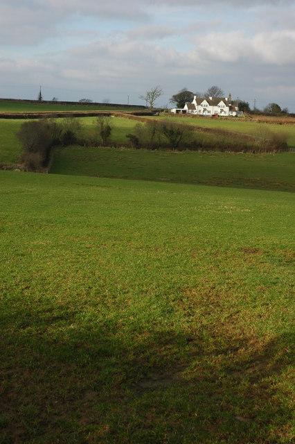 Farmland at Three Hammers