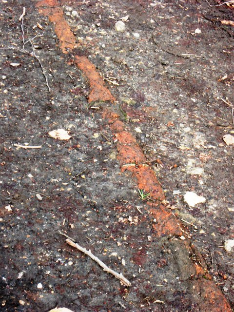 Bricks in the track – World War 2 Archaeology