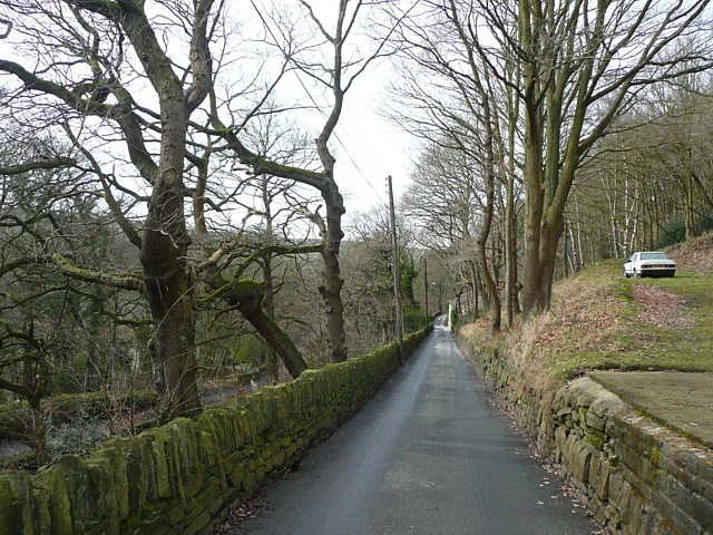 Rose Grove Lane, Luddenden Foot
