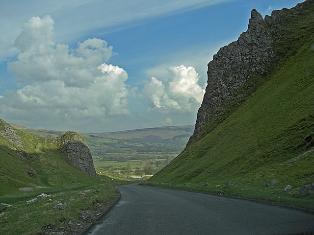 Top of Winnats Pass