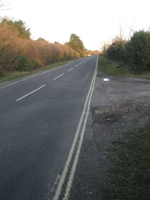 Mid section of Ferry Road