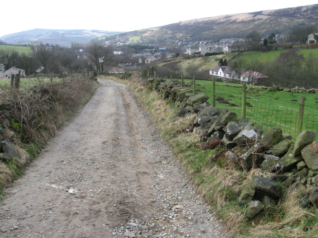 Standedge Trail near Diggle