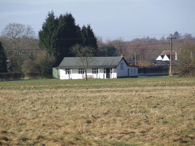 Village hall on common