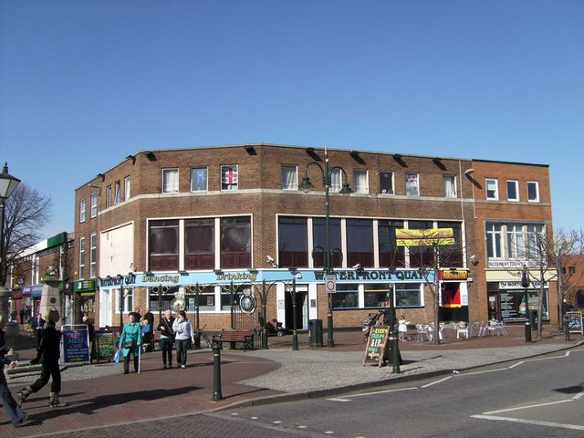 Pubs of Gosport - Waterfront Quay (2009)
