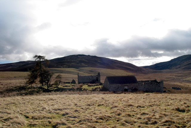 Rose Craig, Little Glenshee