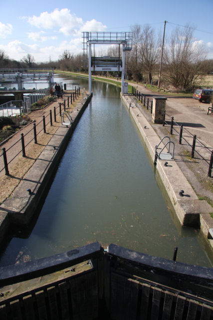 Baits Bite Lock, River Cam