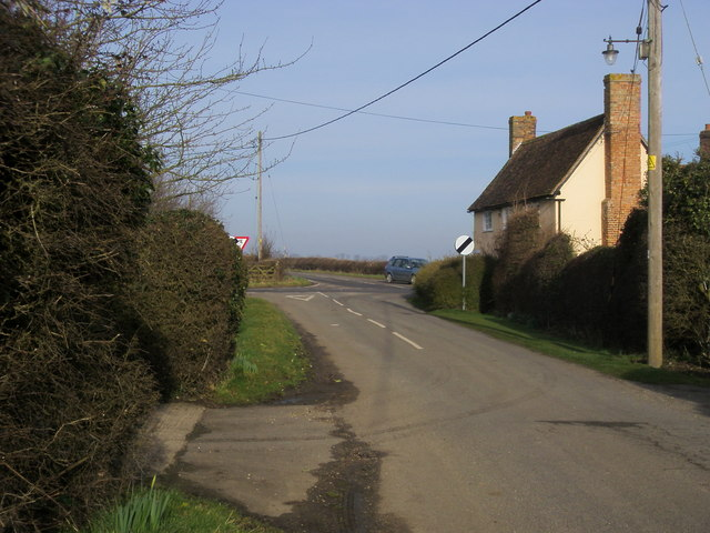 Dillington Crossroads
