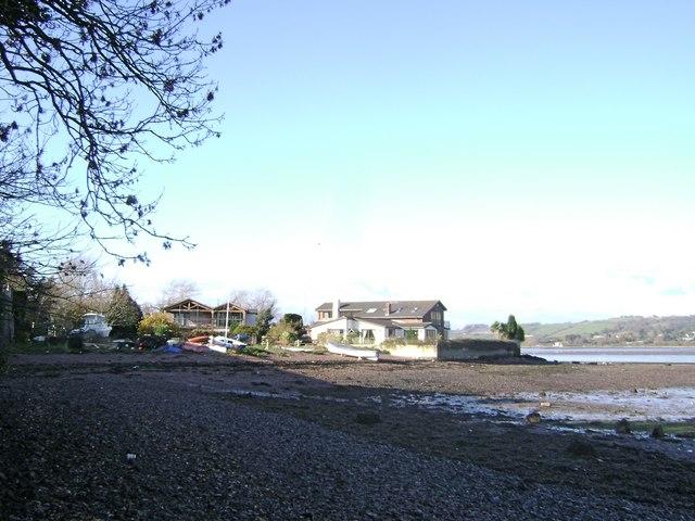 Gravel Point, Ringmore
