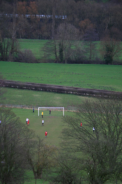 The Beautiful Game in a Beautiful Place
