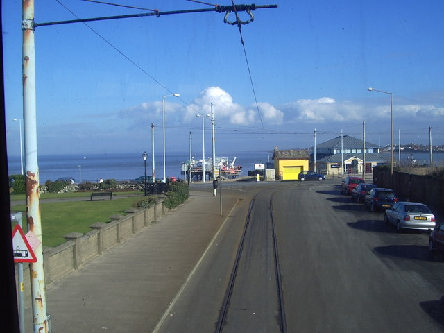 Bold Street tram stop Fleetwood