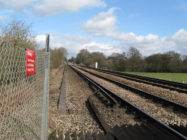 Line to Horsham