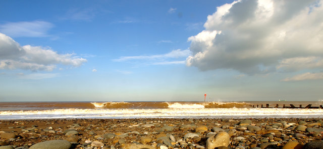 Seascape at Withernsea