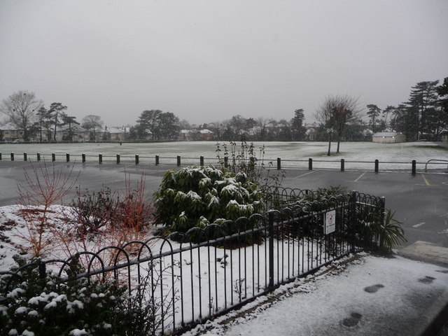 Winton: the snow returns again