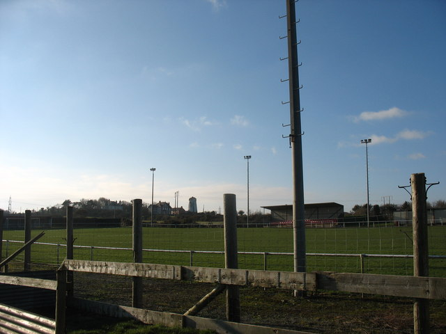 Cemaes Football Ground