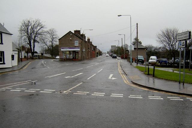 Victoria Street, Forfar