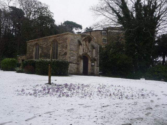 Bournemouth: Unitarian Church