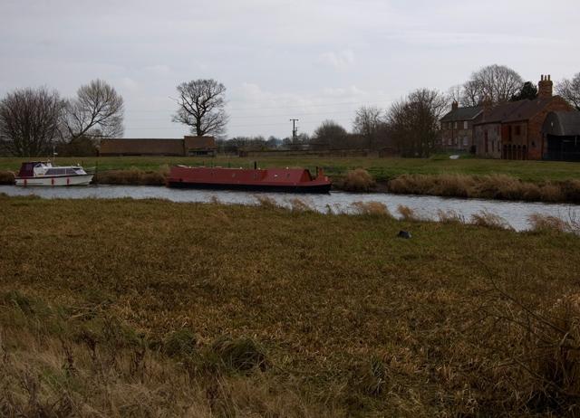 River Hull at Linley Hill