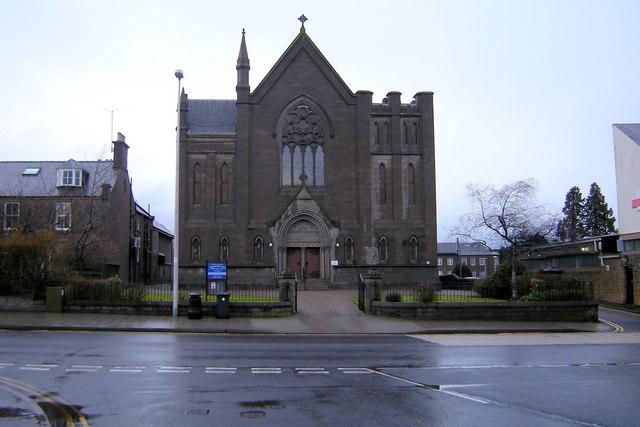St. Margaret's Church, Forfar