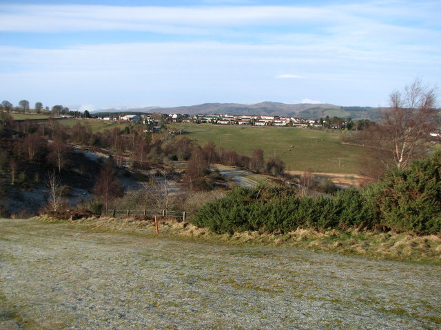 Ladylands area of Selkirk