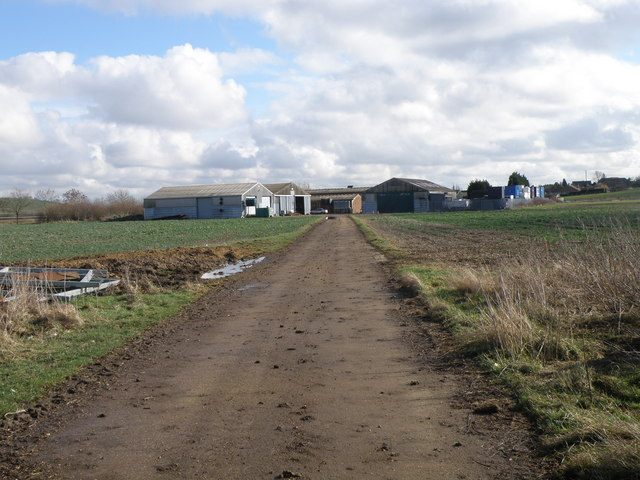 Brook Farm permissive cycle track