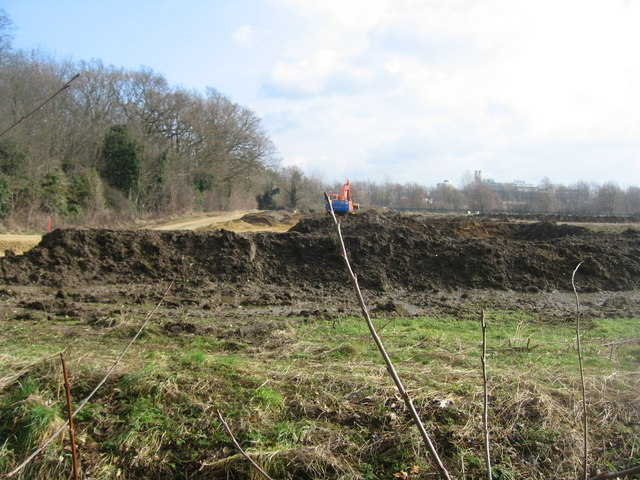 Digging up the fields